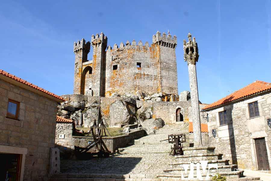 Castillo de Penedono