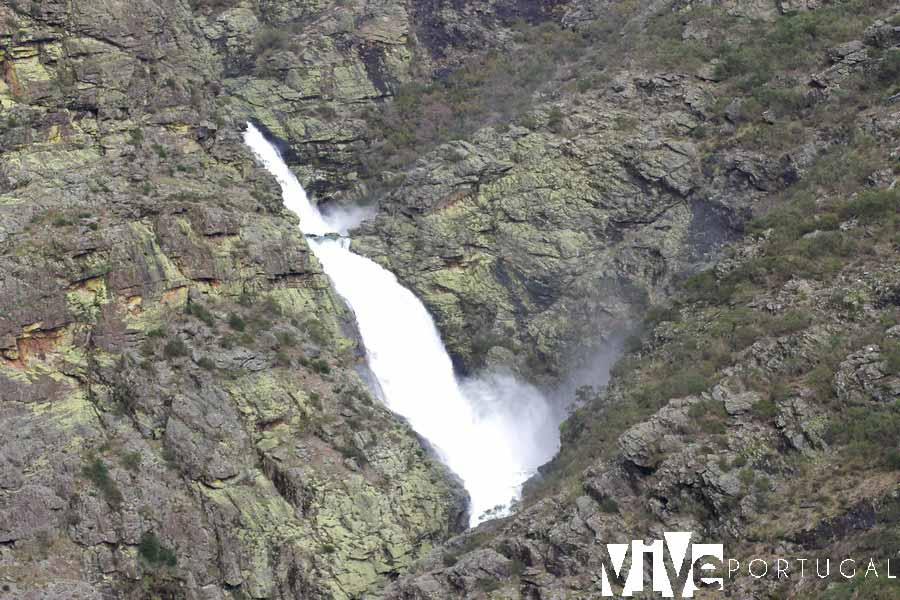 Fisgas de Ermelo cascadas de Portugal