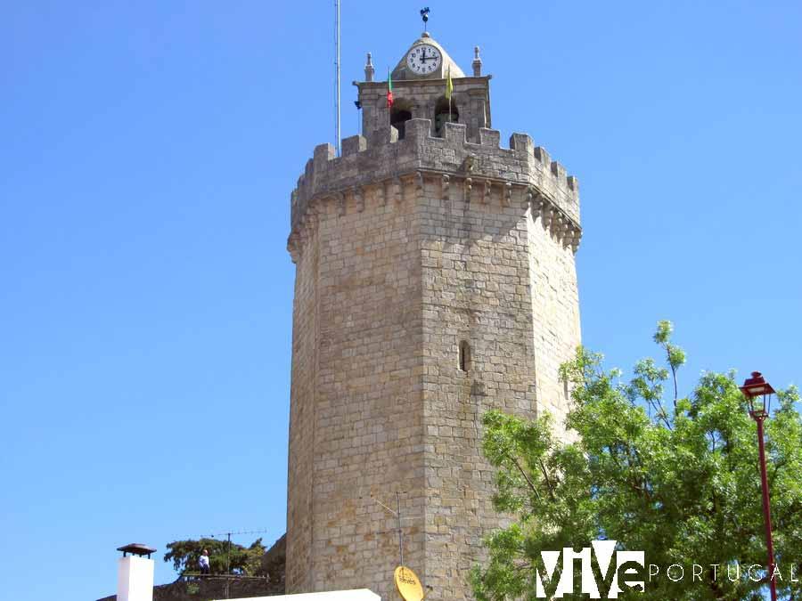 Torre do Galo de Freixo de Espada à Cinta