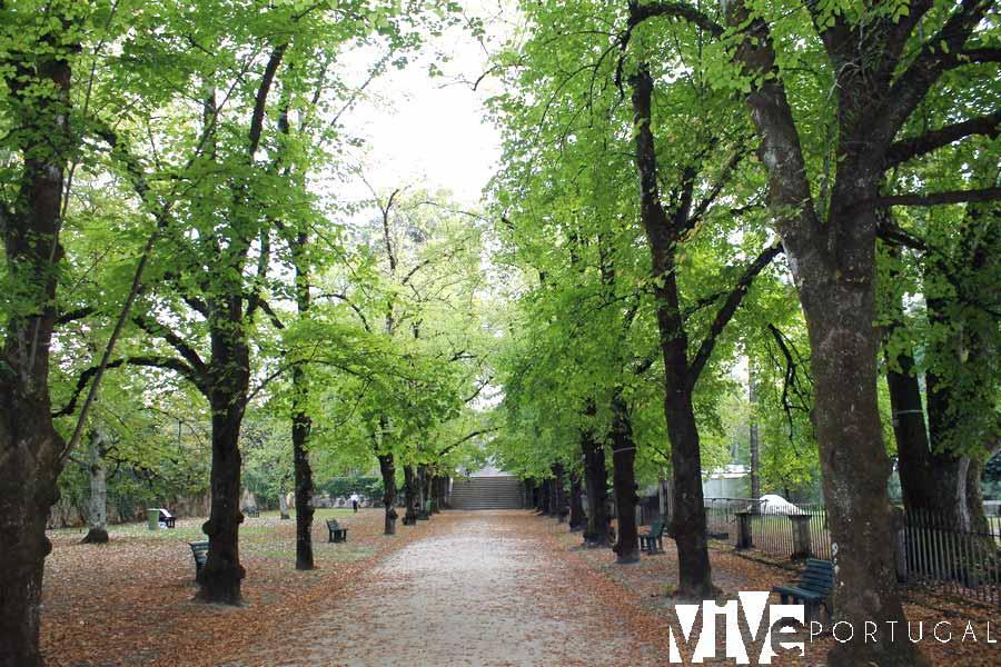 Jardín Botánico de Coímbra que visitar en Coímbra