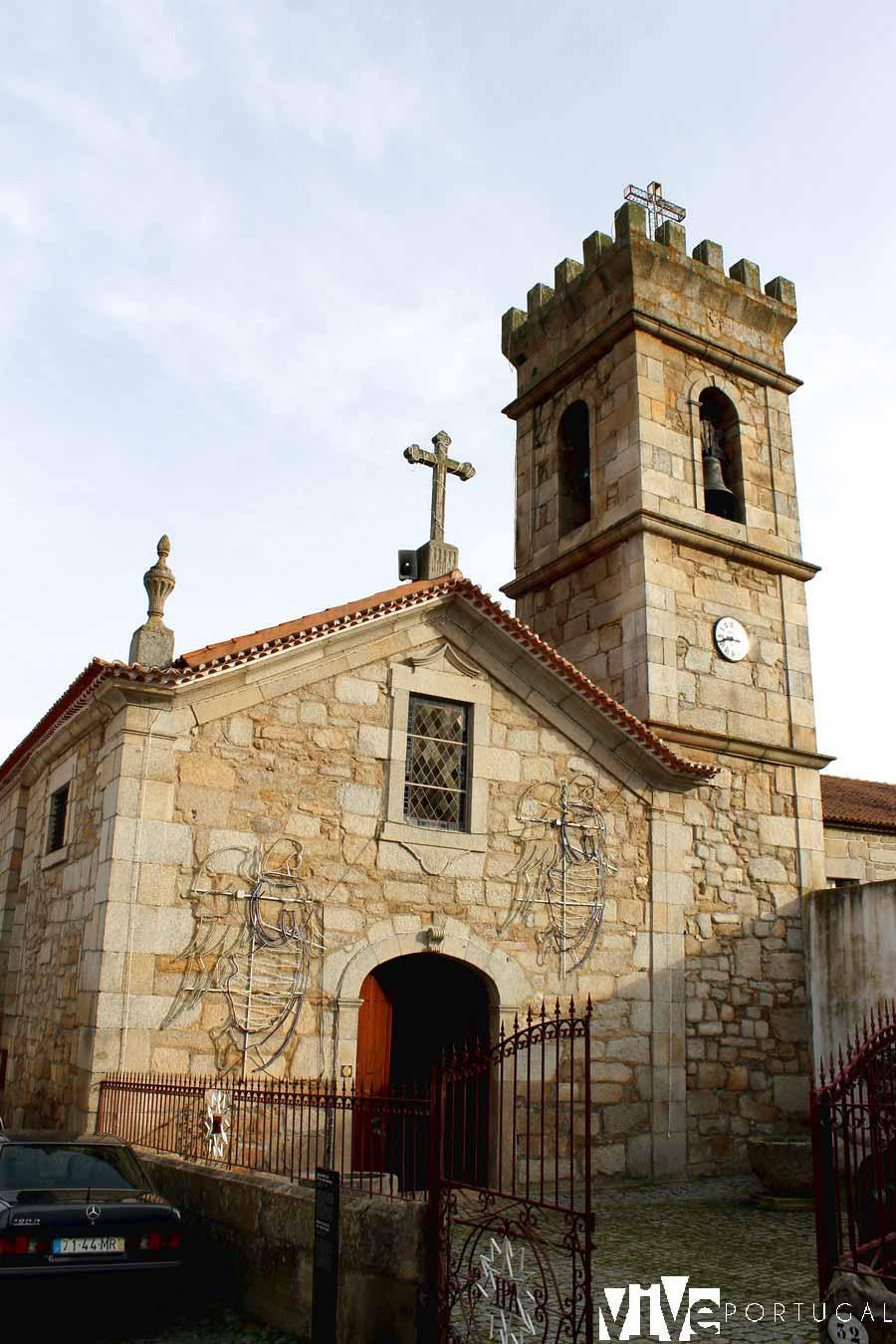 Iglesia Matriz de Almeida Portugal