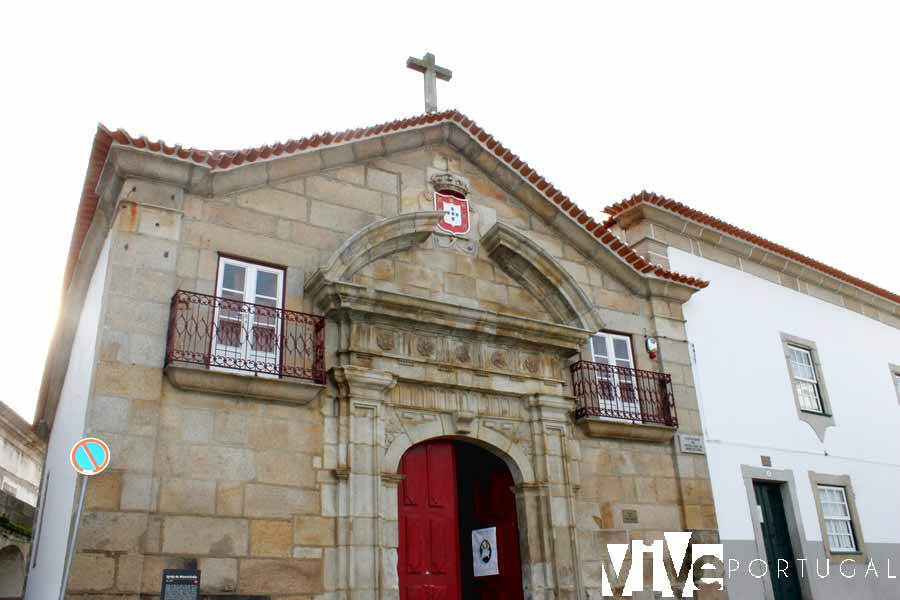 Iglesia de la Misericordia de Almeida Portugal