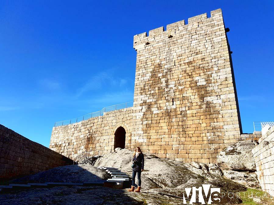 Castillo de Linhares da Beira