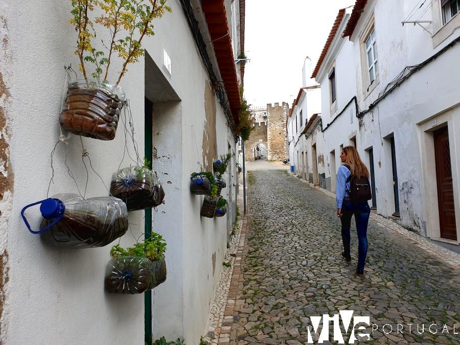 Barrio de Santiago de Estremoz