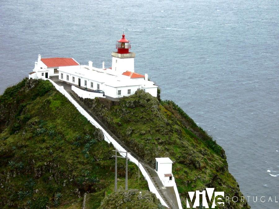 Faro de Gonçalo Velho Isla de Santa María