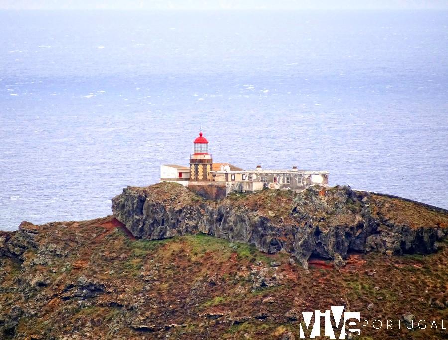Faro de la Ponta de São Lourenço Madeira