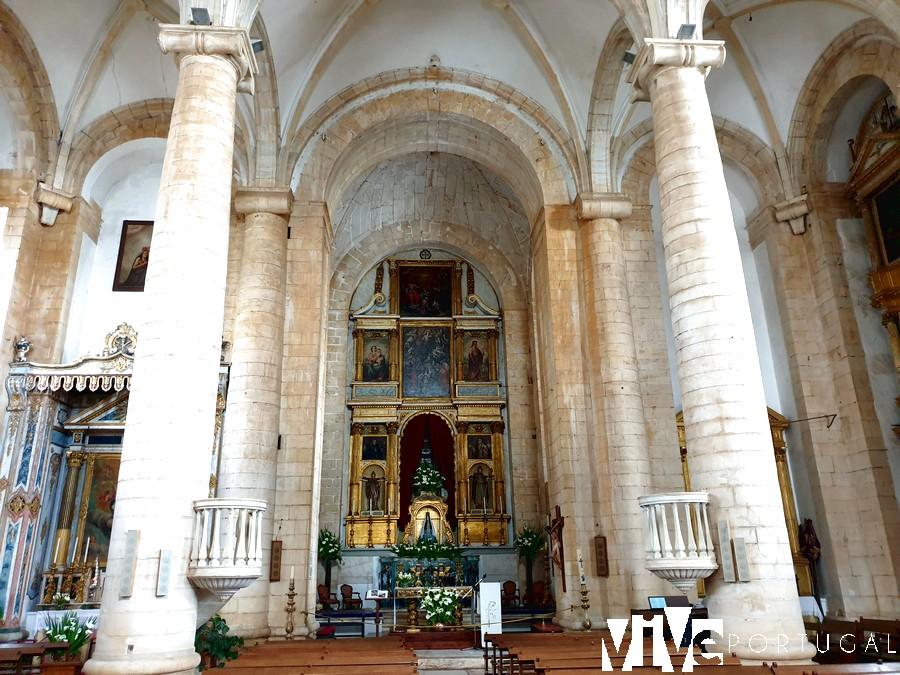 Igreja de Santa Maria qué ver en Estremoz