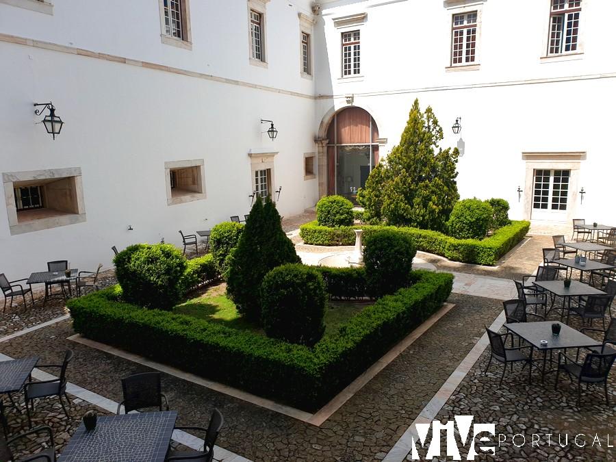 Jardín del Paço Reial