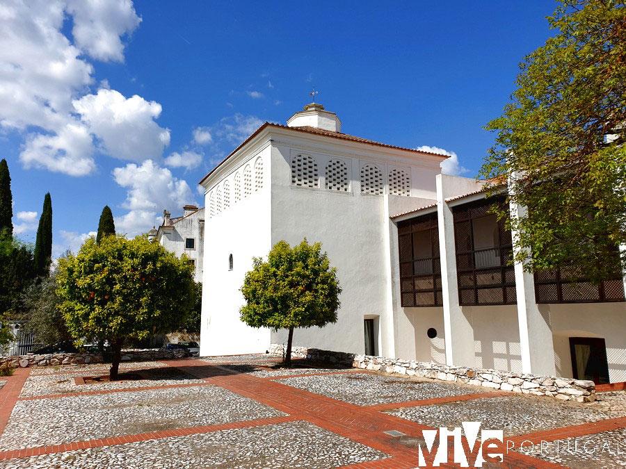 Jardín de la Pousada Convento de Vila Viçosa