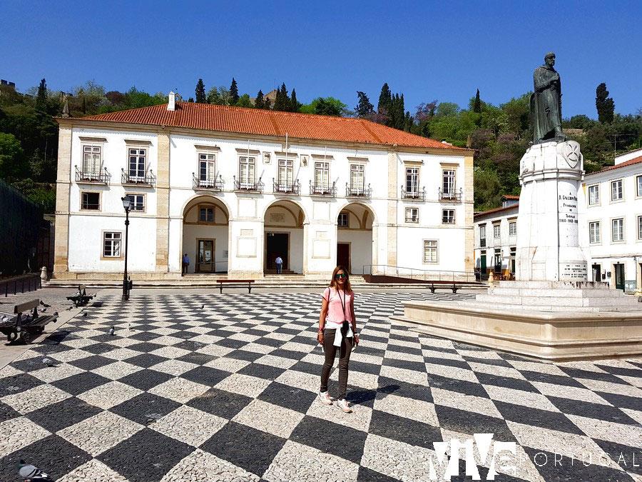 Praça da República de Tomar