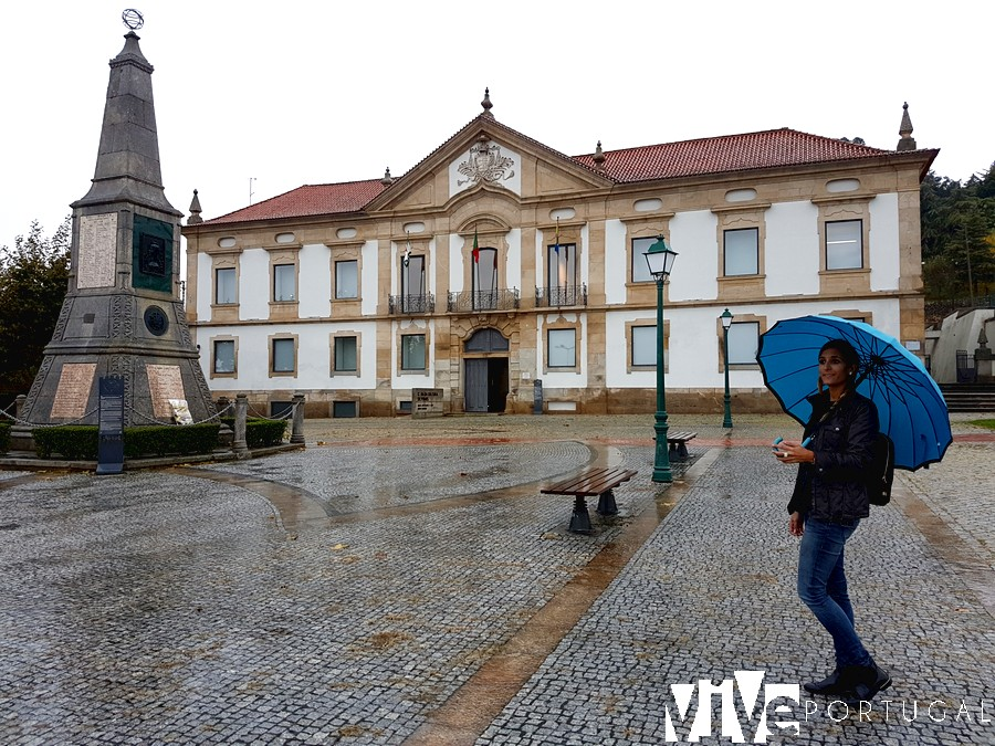 Casa da Cultura Pinhel Portugal