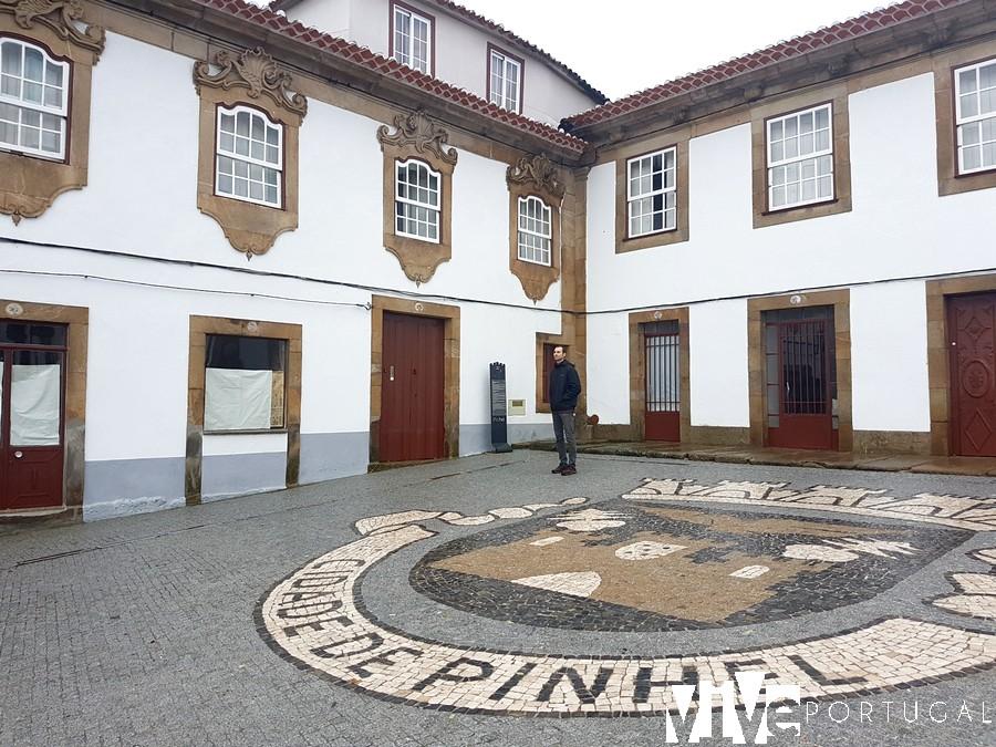 Casa de los Mendes Pereria Pinhel Portugal