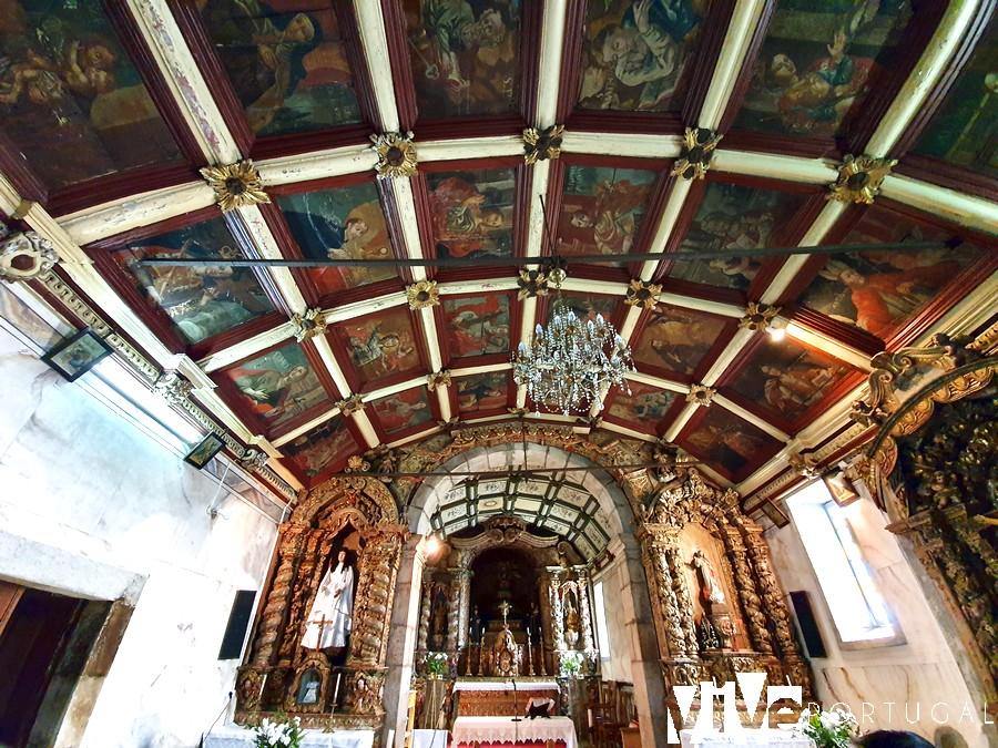 Igreja de Santo Amaro de Cidadelhe