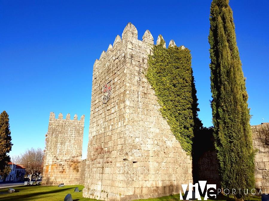Murallas de Trancoso Portugal