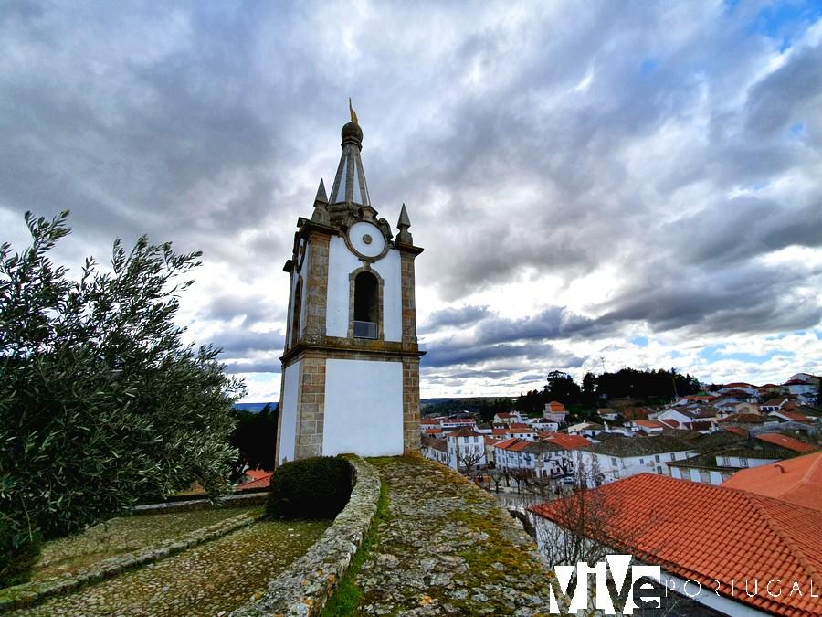 Torre do Relógio Pinhel Portugal