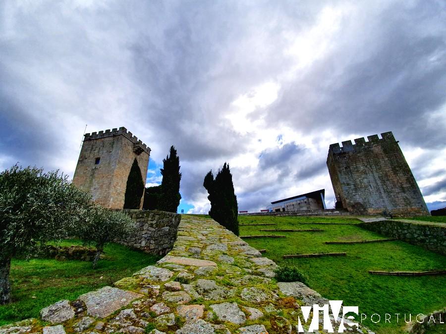Torres del Castelo de Pinhel Portugal