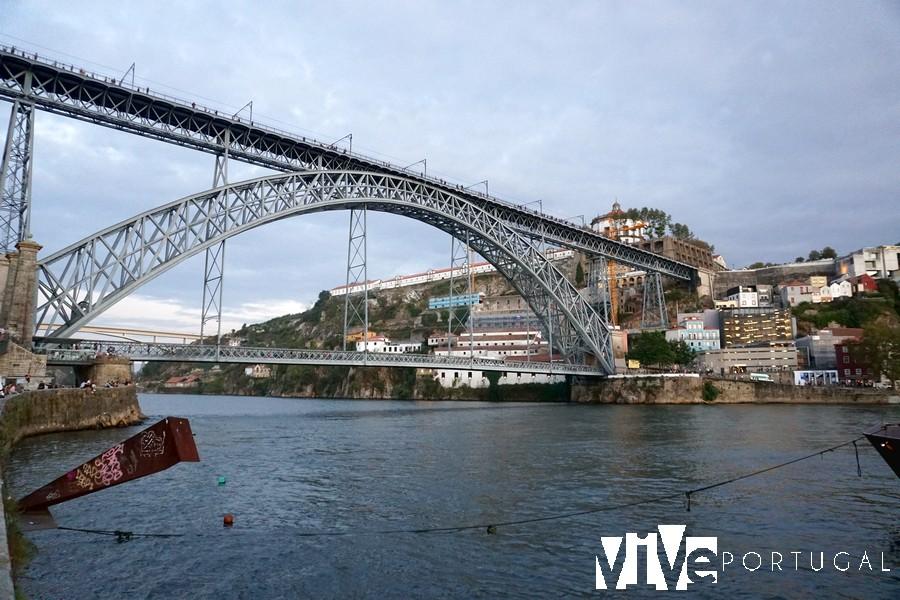 Puente Luis I de Oporto