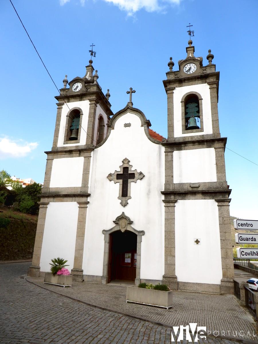 Igreja Matriz de Santa Maria Manteigas