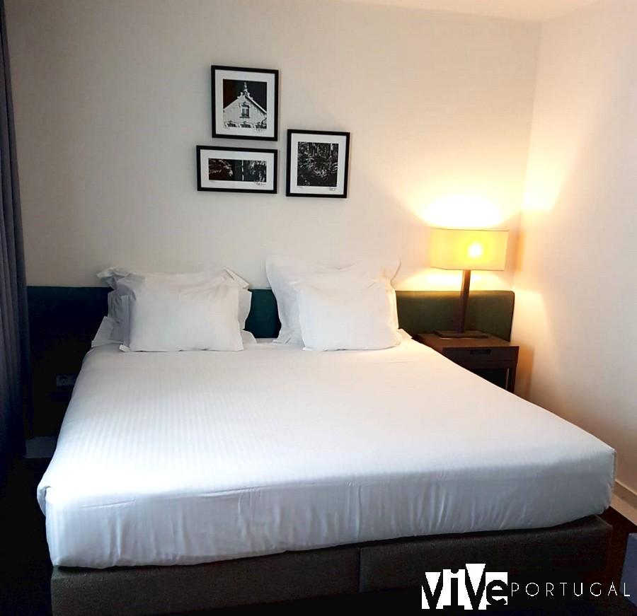 Habitación del Furadouro es el Furadouro Boutique Hotel Beach & SPA