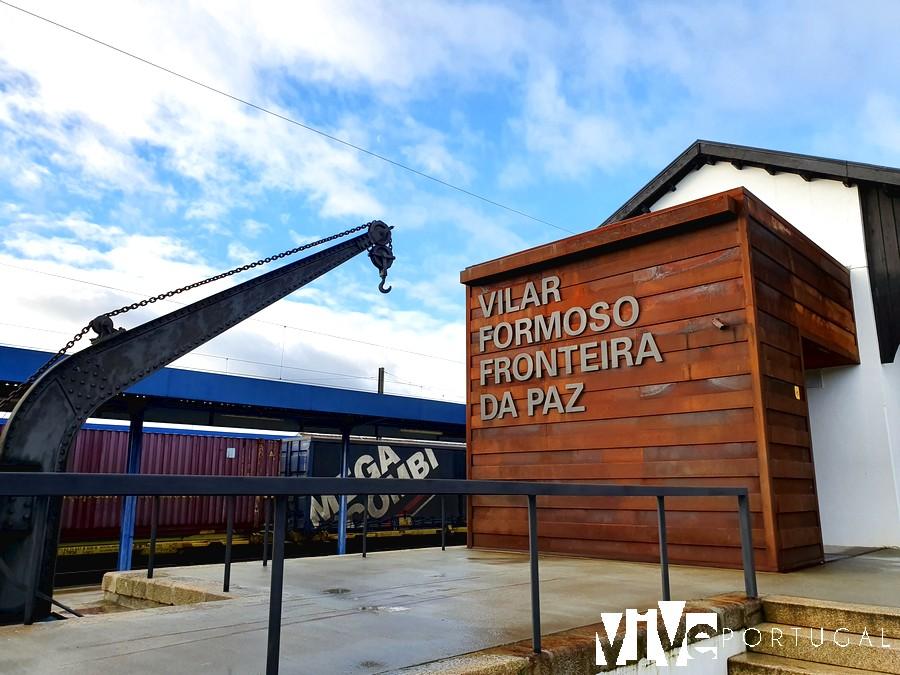 Exterior del museo Fronteira da Paz