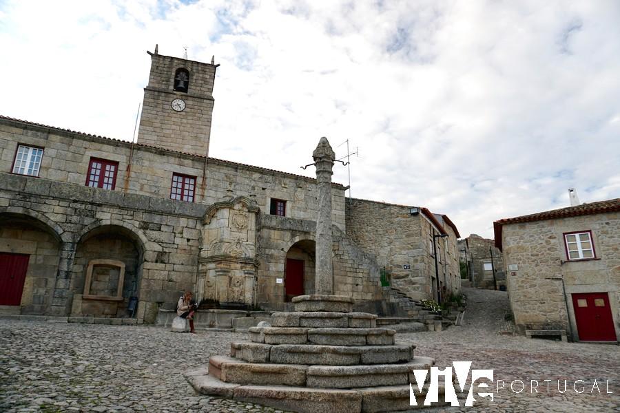 Plaza de Castelo Novo