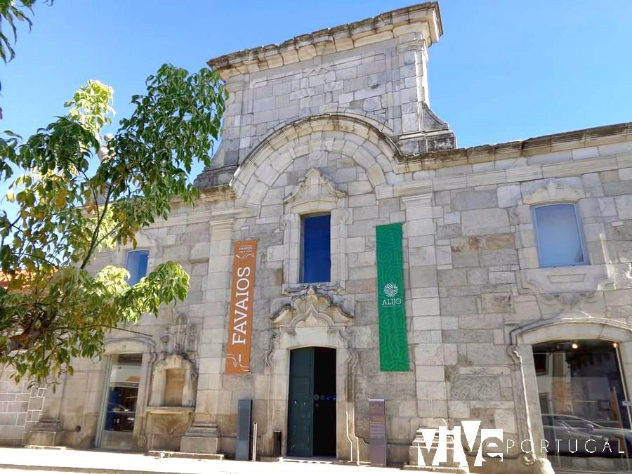 Museu do Pão e do Vinhoen Favaios