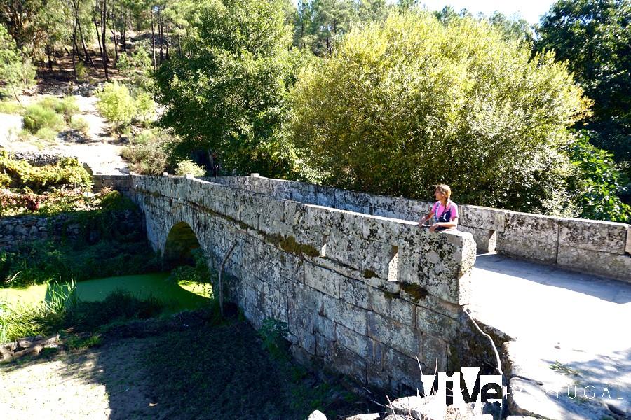 Puente romano de São Mamede de Riba Tua